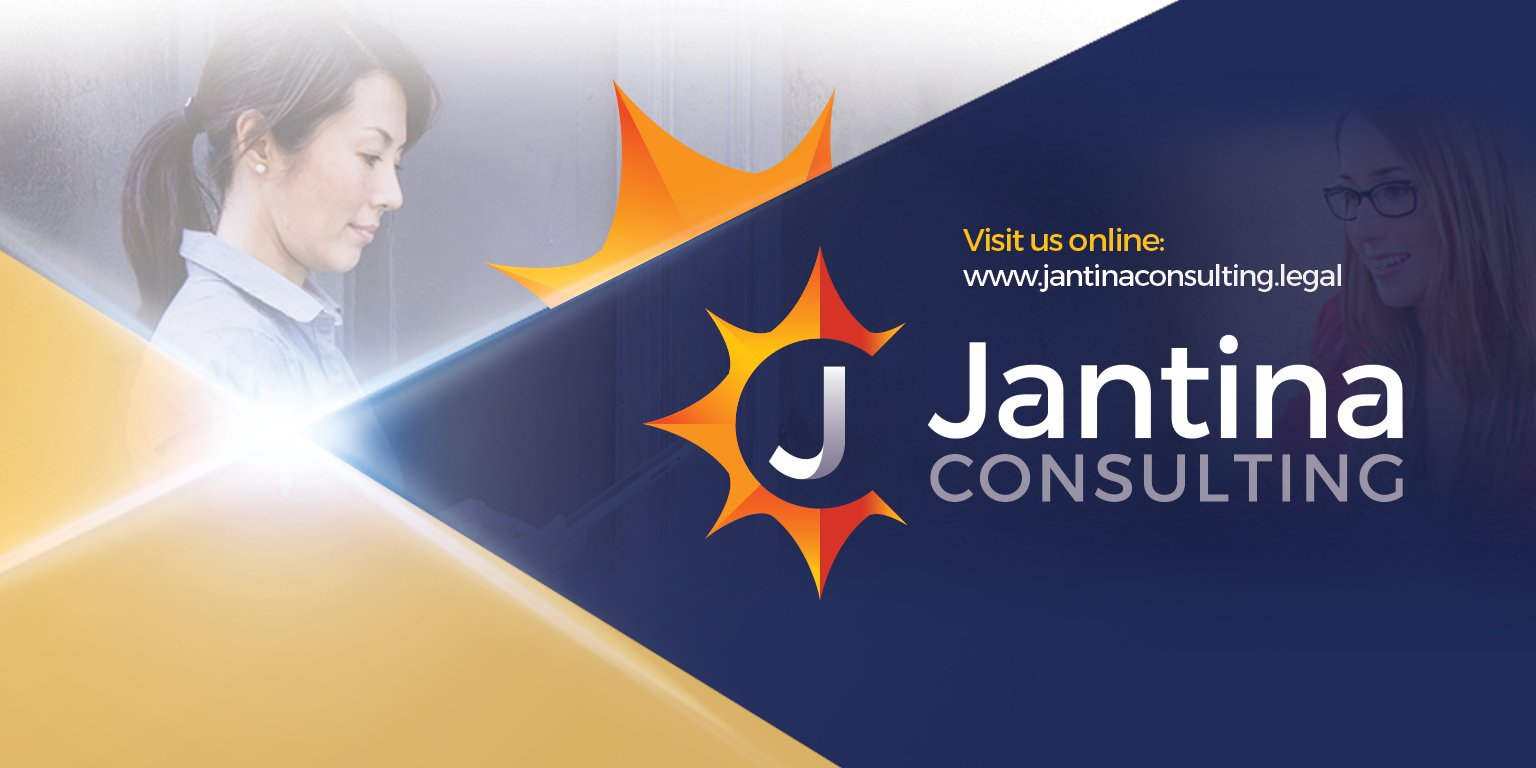 Jantina Consulting Ltd banner
