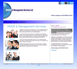 MDHR & Management Services